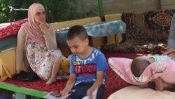 «Мы понимали, что скоро за ним придут». Семья Сервера Мустафаева после его ареста (видео)