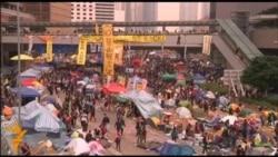 Протестующие в Гонконге: «Мы вернемся!»