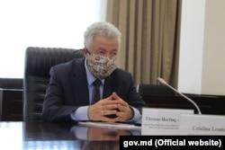 Reprezentantul special OSCE, Thomas Mayr Harting