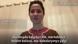 Ýaşlygyma pent: Merkezi Aziýanyň aýal-gyzlary