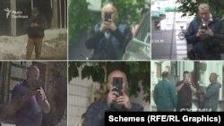 Близько року тому під час зйомок журналісти почали помічати, що охорона президента їх фотографує