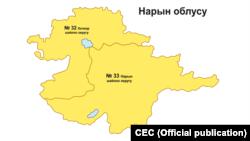 Нарынская область.