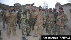 Афганські урядові бійці готуються до бою, ілюстраційне фото