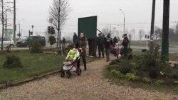 Раство-2015 у парафіі Маці Божай Ружанцовай у Менску.