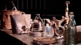Russia - Historic Artifacts Take Leading Role In Russian Play About Gulag - AP