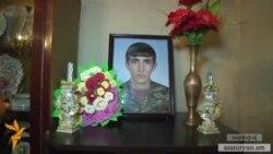 Շարքից դուրս է գալիս զինվորի «ինքնասպանության ապացույցներից» մեկը