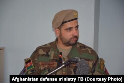 Хебатулла Алізай, новий начальник Генштабу ЗС Афганістану, дотепер командувач ССО