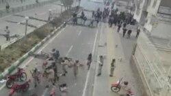 یکی از ویدیوی اعتراضی مخالفان دولت