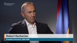 Russia & Me: Robert Kocharian