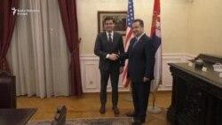 Ves Mičel počeo posetu Srbiji