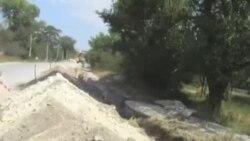Кырымда су торбаларын Башкортстан ширкәте алыштыра