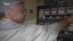 """1200 сомонӣ ҷарима барои """"сарфаи нерӯи барқ"""" дар Душанбе"""