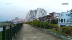 Tajvan: Potraga za preživjelima potresa
