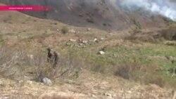 В Ромитское ущелье проводится операция по обезвреживанию вооруженной группы экс-замминистра обороны Таджикистана