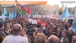 Забудемо минуле – серед нас з'являться свої «путіни» – Рефат Чубаров на жалобному мітингу