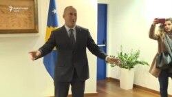 Haradinaj pret në takim komisionarin Hahn