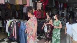 В Таджикистане возобновили работу рынки и магазины