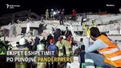 Turqit kërkojnë nën rrënoja për të mbijetuarit e tërmetit