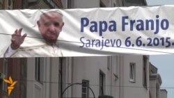 01 06 2015 Папата во посета на Босна