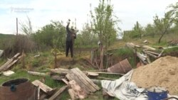 Georgians Suffer As Breakaway Region Makes Land Grab