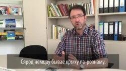 Янак Воўчар пра стаўленьне немцаў да лужыцкіх сэрбаў