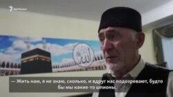 Камеры слежки в мечетях Казани. Для чего?
