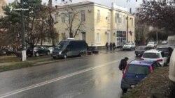 В Симферополе судят украинских моряков, захваченных ФСБ (видео)