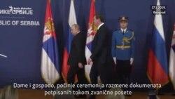 Šta je Srbija zapravo potpisala sa Rusijom?