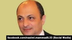 Nəsimi Məmmədli, arxiv foto
