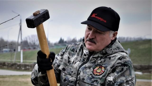 Превратить Беларусь в Мордор - 26 мая, 2021