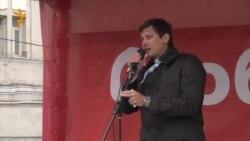 Митинг на Болотной: Михаил Касьянов