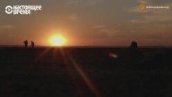 В Донецке найдены останки солдат Красной Армии
