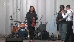 Сегодня вам играют джаз, или бендерский концерт музыкантов из США
