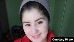 Зарина Хабибова. Фото из семейного альбома