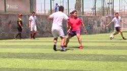 Кыйноого каршы футбол турнири өттү
