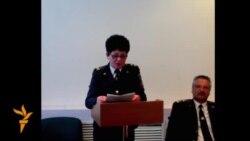 Татарстан дәүләт хезмәткәре елны йомгаклау чыгышын шигъри рифмаларга салган