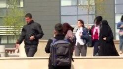 Dhjetë gra të kthyera nga Siria paraqiten në gjykatë