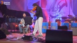 Абай в джазовом исполнении