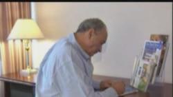 Валентин Гафт читает рассказ про дядю Арона