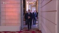Betimi i Macronit president i Francës