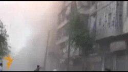 Анна Нейстат: о гибнущих под огнем сирийцах