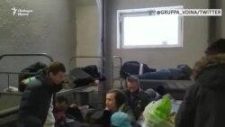 Къде са хората, арестувани в Русия заради протестите