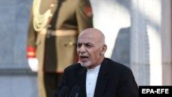 Ашраф Ғанӣ, президенти Афғонистон