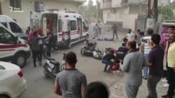 Ескалація конфлікту: Туреччина ввела сухопутні війська на територію північного Сирії, у відповідь курди бомблять турецькі об'єкти – відео