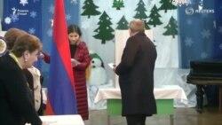 Пирӯзии Никол Пашинян дар интихоботи Арманистон
