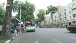Интернети бепул дар троллейбусу автобусҳои Душанбе