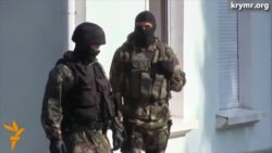 Russian Security Forces Raid Crimean Tatar Assembly