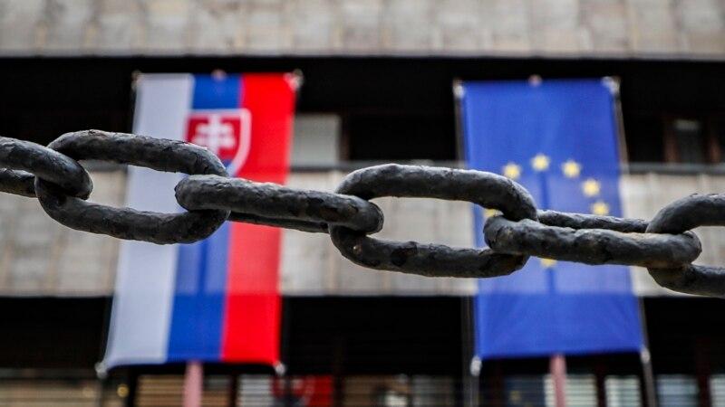 Россия высылает дипломатов Латвии, Литвы, Эстонии и Словакии