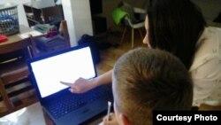 Ученик на компјутер