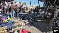 انفجاری که در بغداد، ۲۸ کشته و ۷۳ زخمی برجا گذاشته است